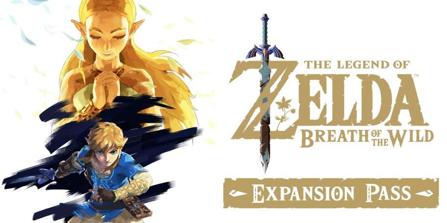 The Legend of Zelda Switch Wii DLC