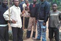 Kamuina Nsapu militiamen