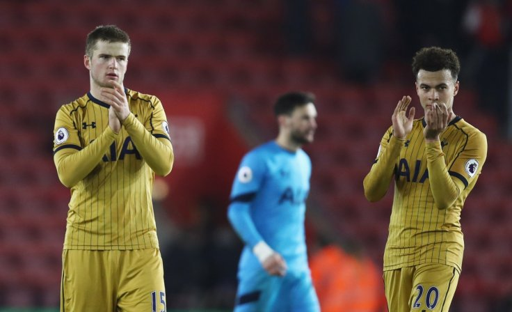 Eric Dier and Dele Alli