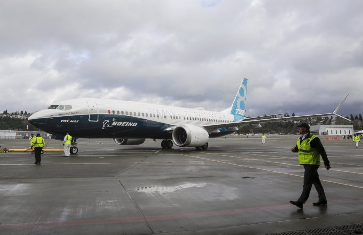 The Boeing 737 MAX
