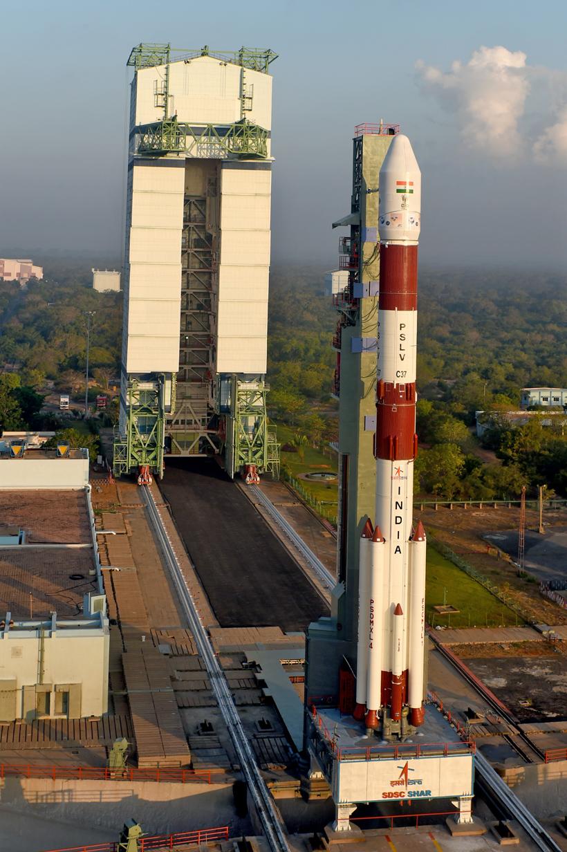 Isro launch