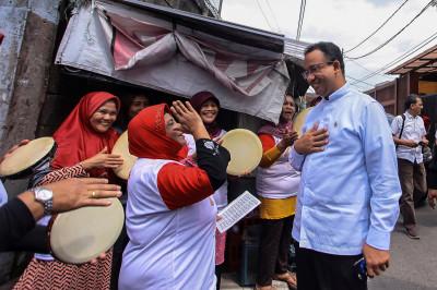 Jakarta governor candidate Anies Baswedan