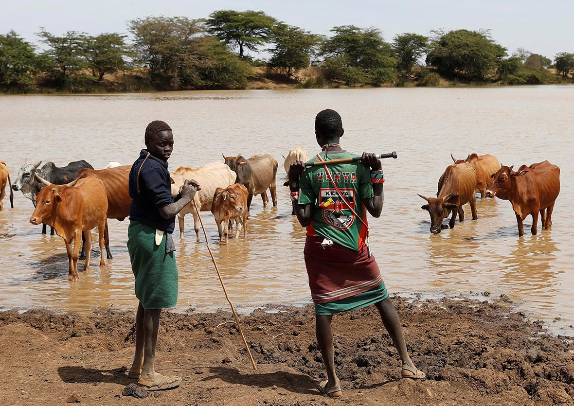 Kenya drought