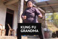 Meet Zhang Hexian, the 94-year-old Kung Fu Grandma