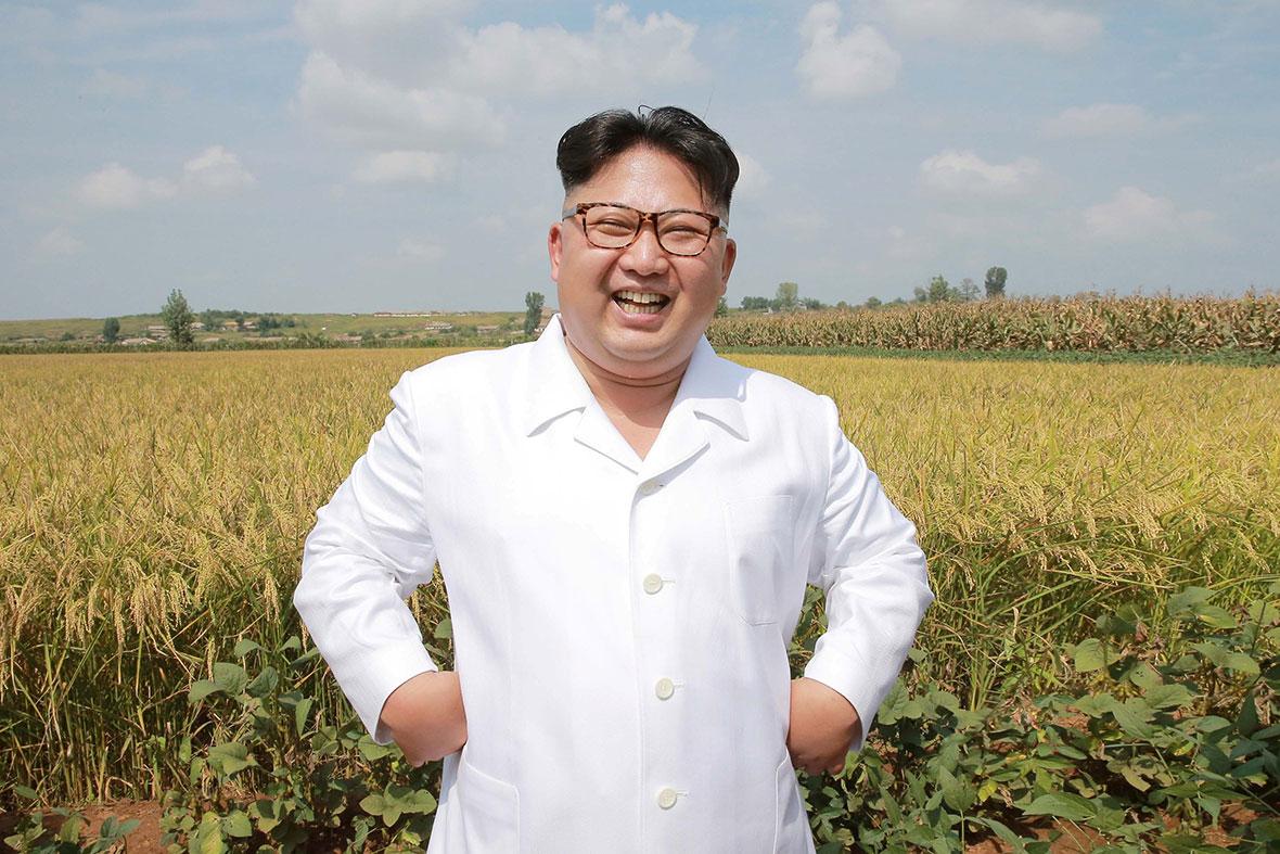 North Korea family tree