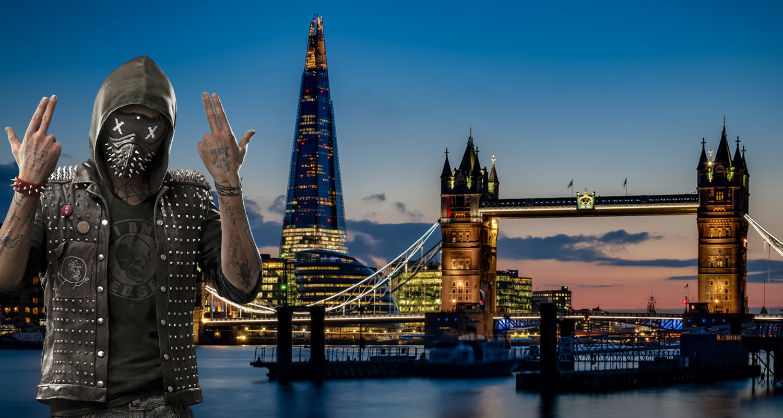 Watch Dogs 3 London