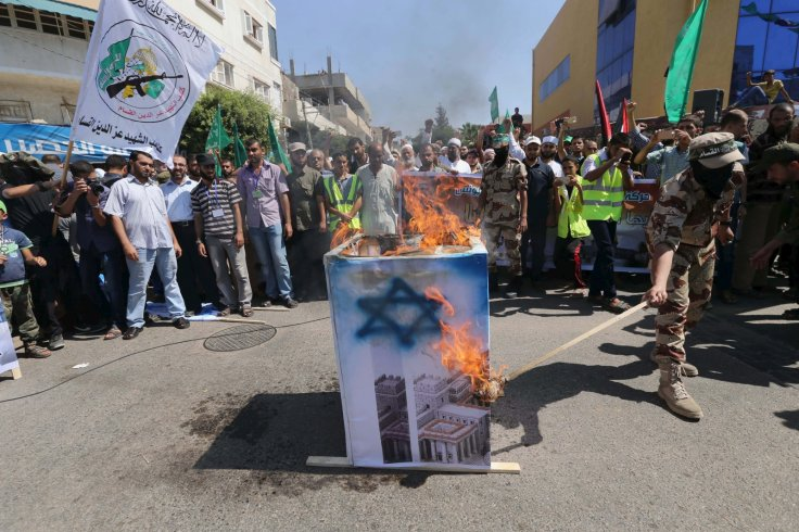 Hamas just made a convicted terrorist its new leader – and you're worried about Jewish settlers?