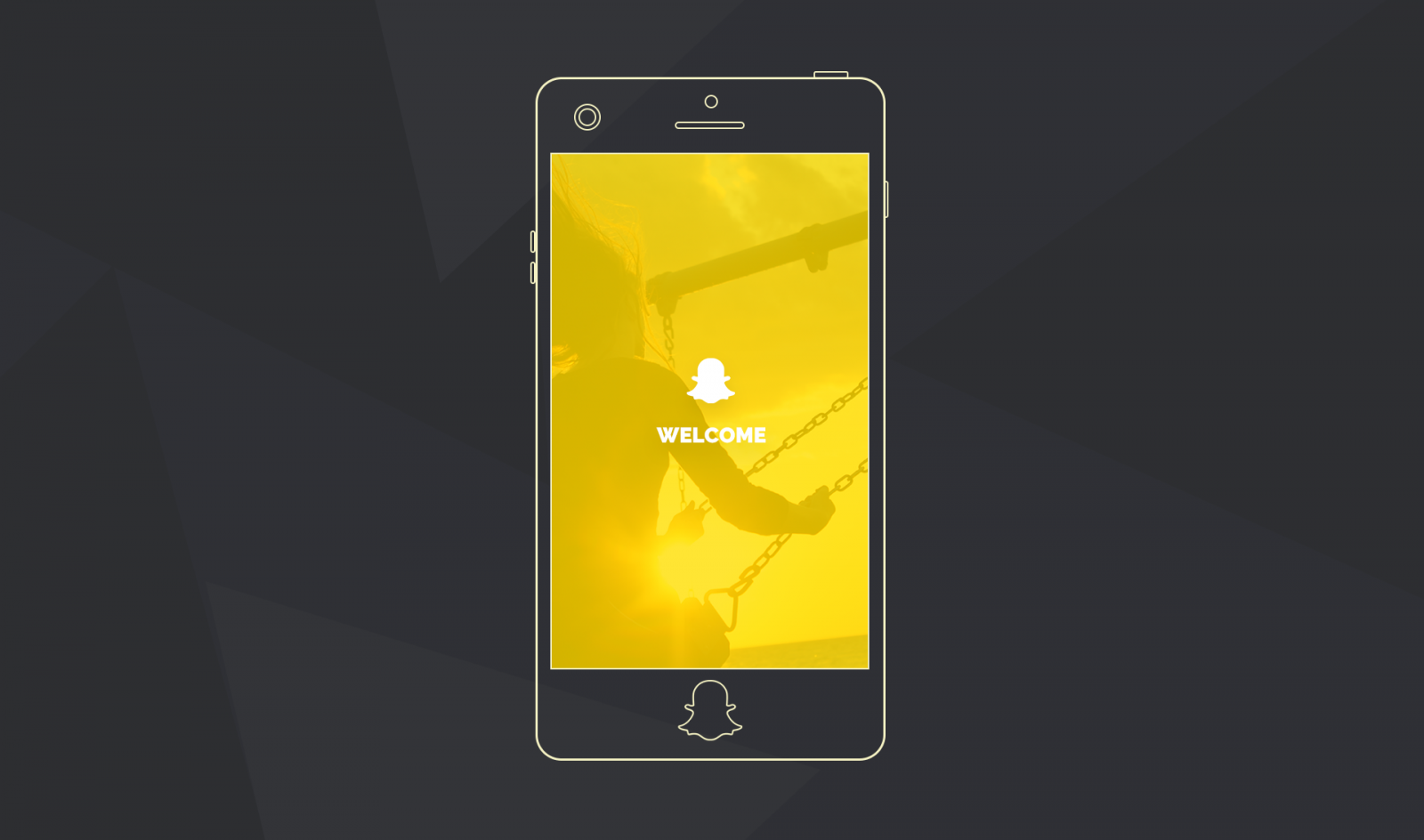 Snapchat Phone concept