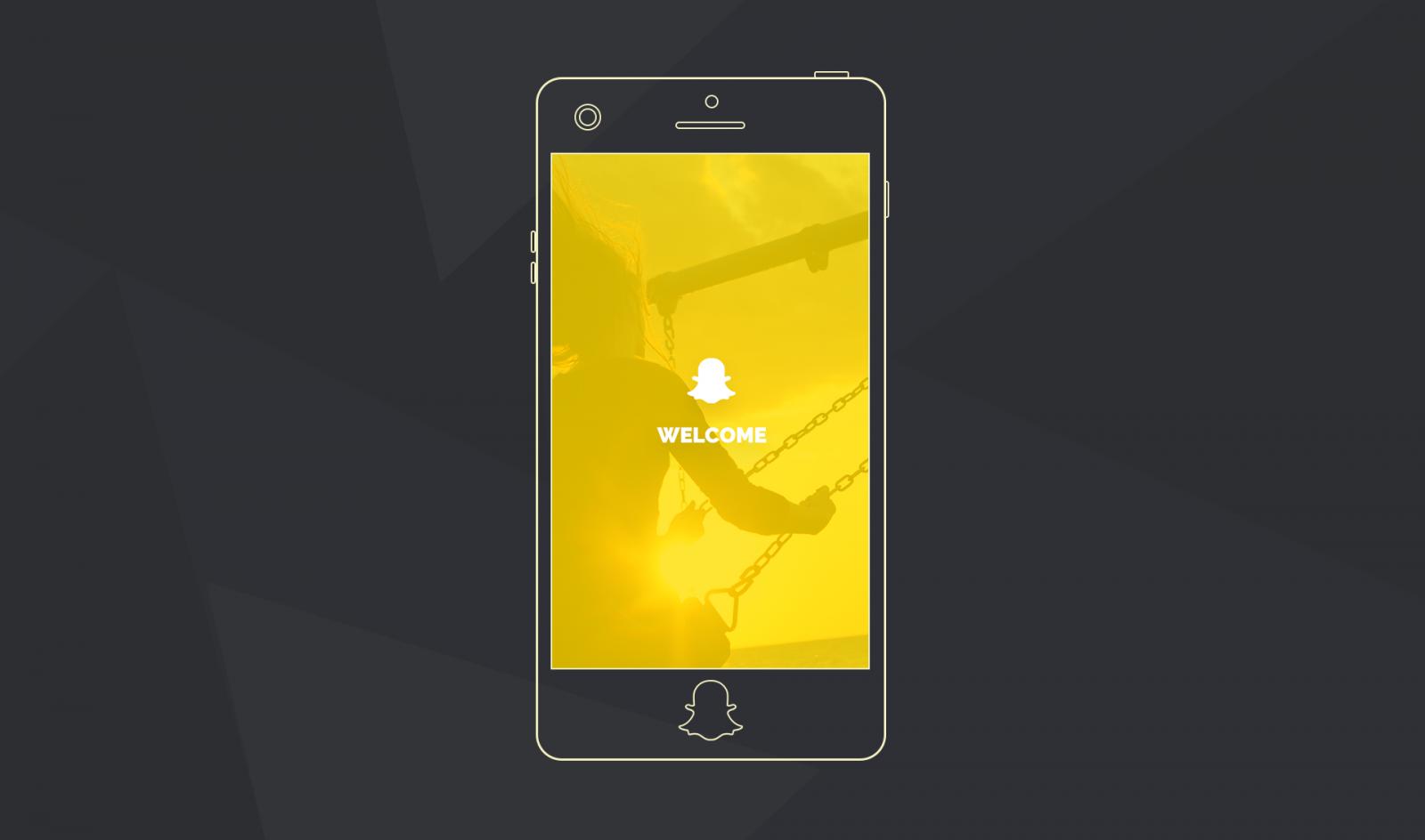 Snapchat Phone concept