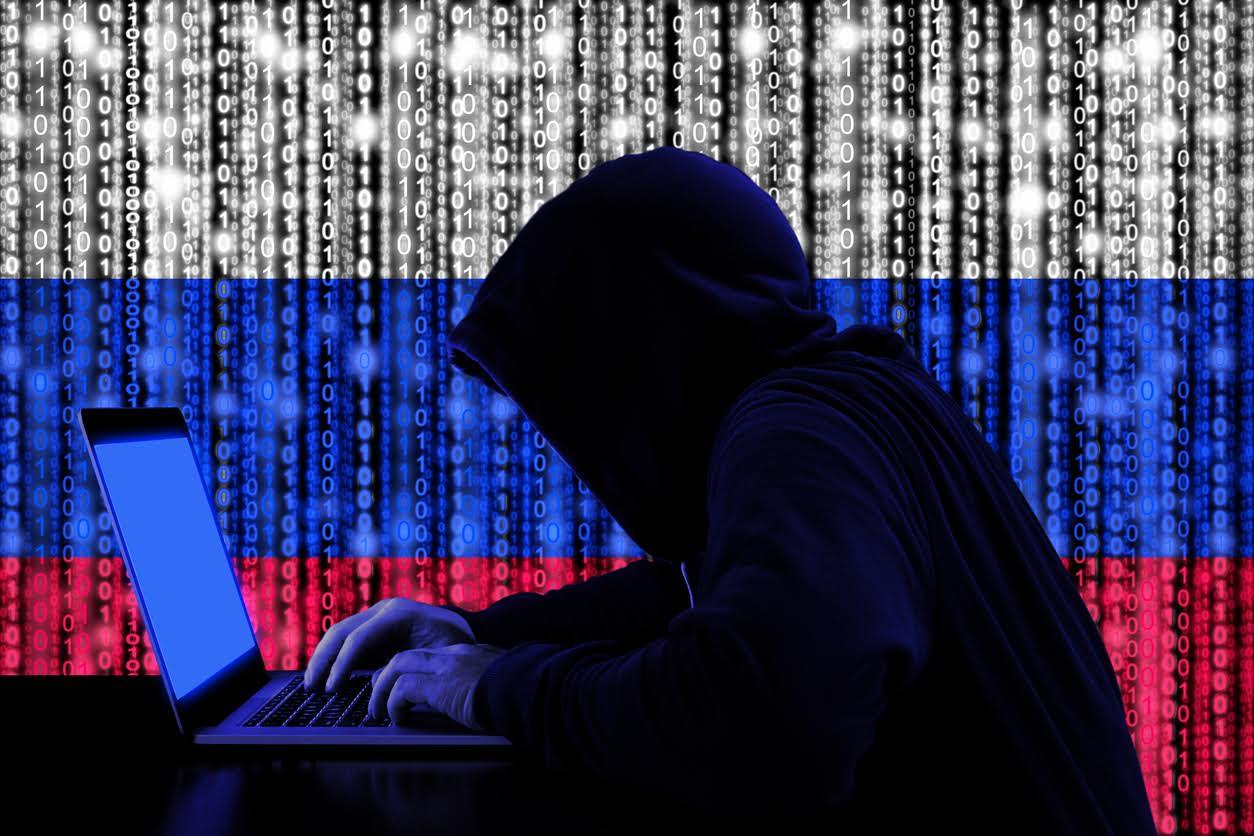 Russia hacker