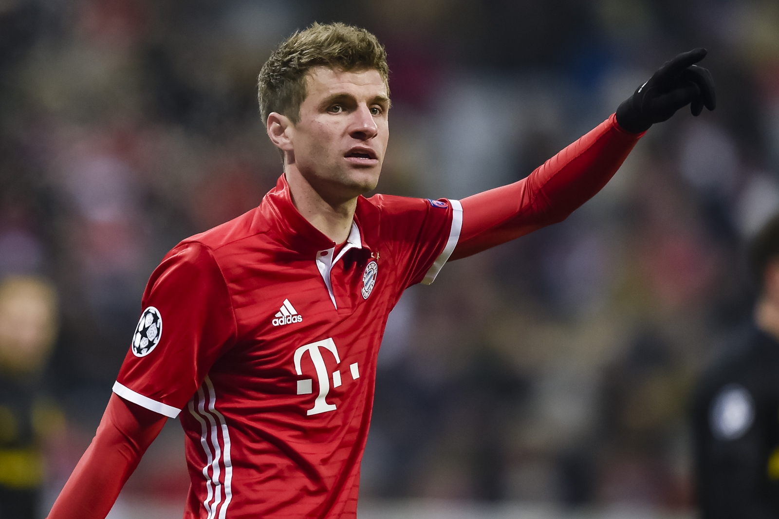 Manchester United Made £85m Bid For Bayern Munich's Thomas Muller Last Summer