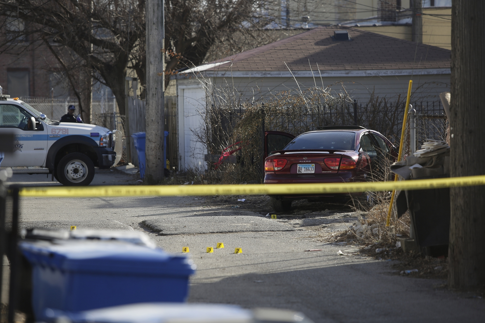 in major Murder four rates level at  cities highest US