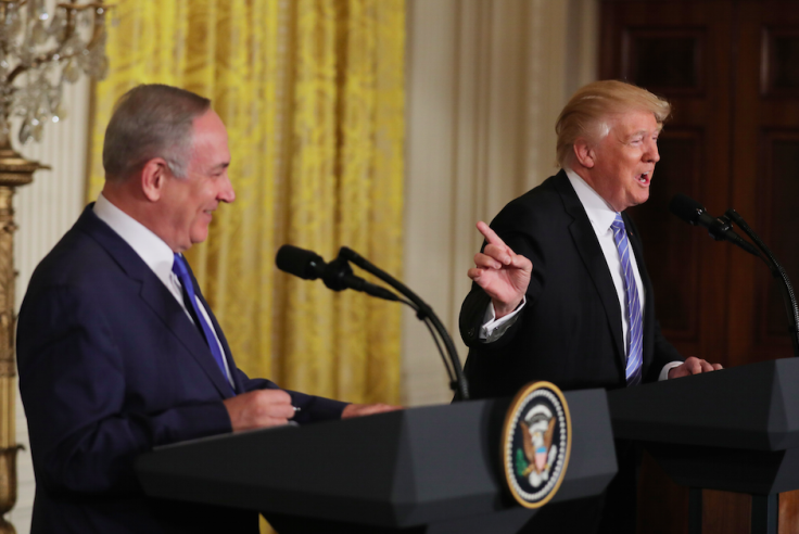 Trump Netanyahu