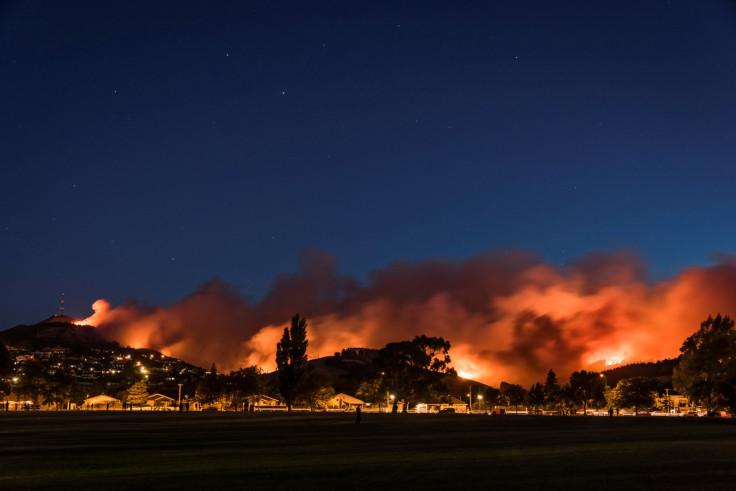 Christchurch fire
