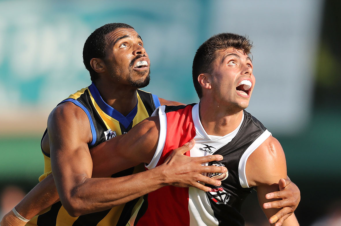 St Kilda Saints AFL Intra-Club Match