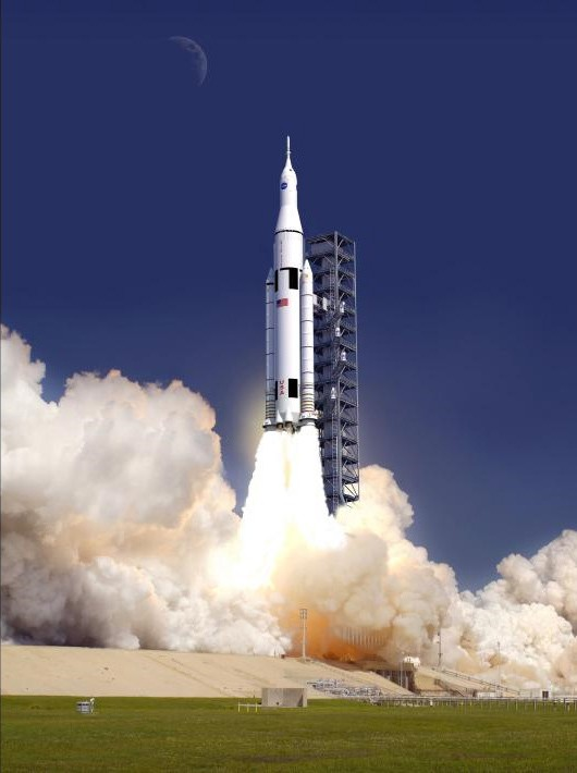 Nasa Finalizes Contract With Boeing to Build 'Most Powerful' Ever SLS Rocket