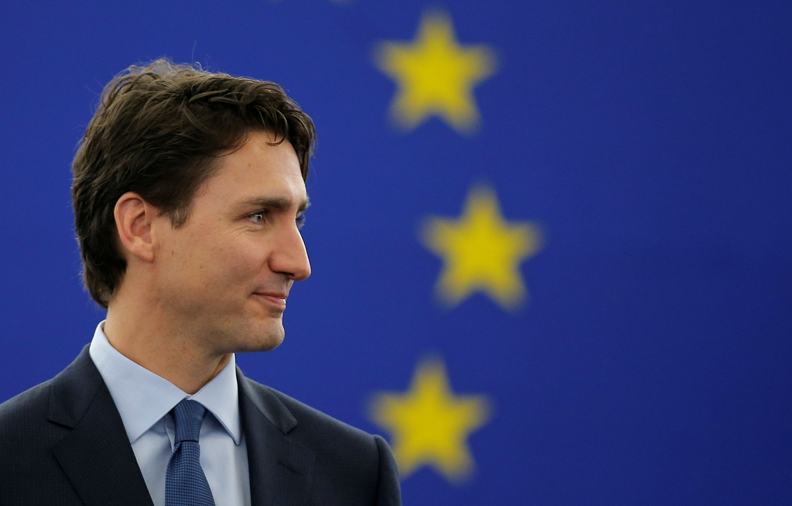 Trudeau Gives EU Praise Amid Brexit, US Trade Tensions, And A Warning