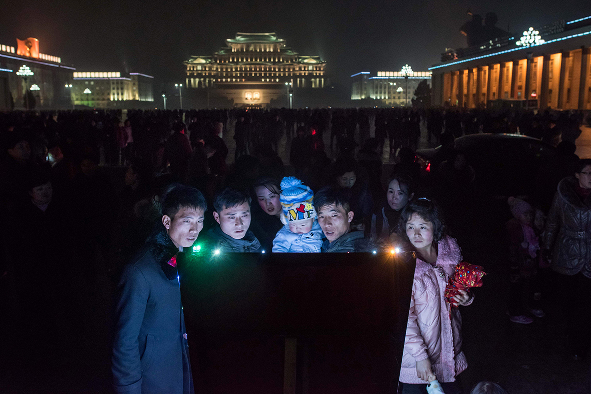 Kim Jong-il birthday North Korea