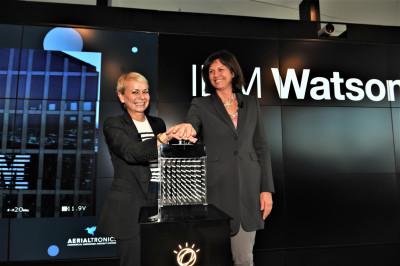 IBM IoT Harriet Green Ilse Aigner