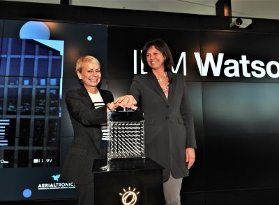 IBM IoT Harriet Green Ilse Aigner