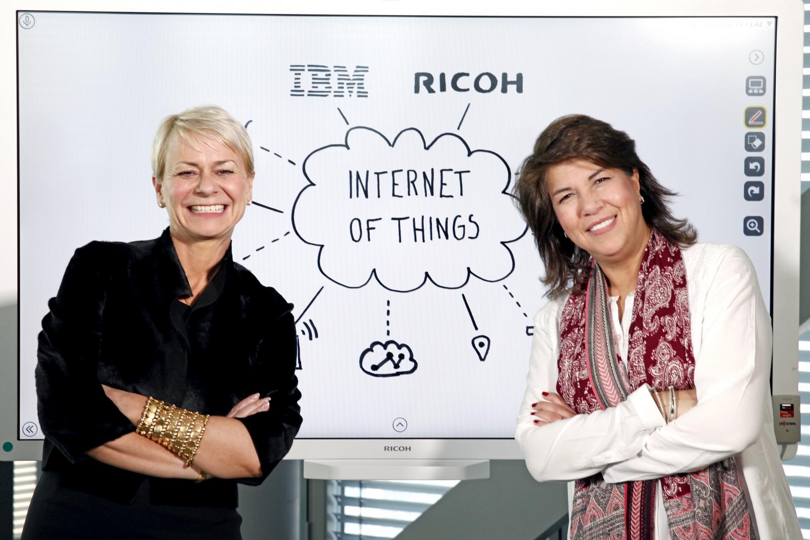 Harriet Green Ilse Aigner IBM Watson
