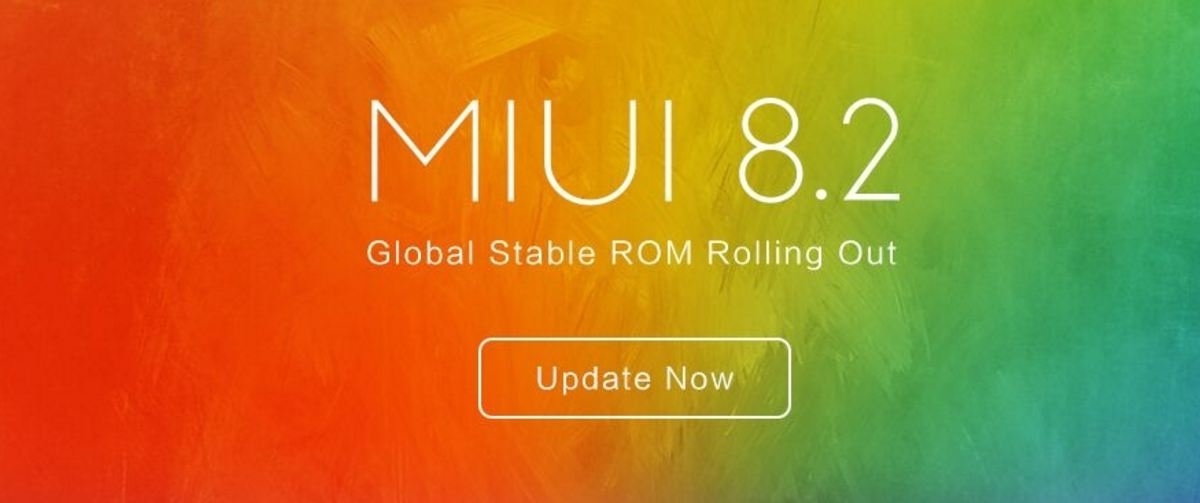 MIUI 8.2 global stable ROM now available