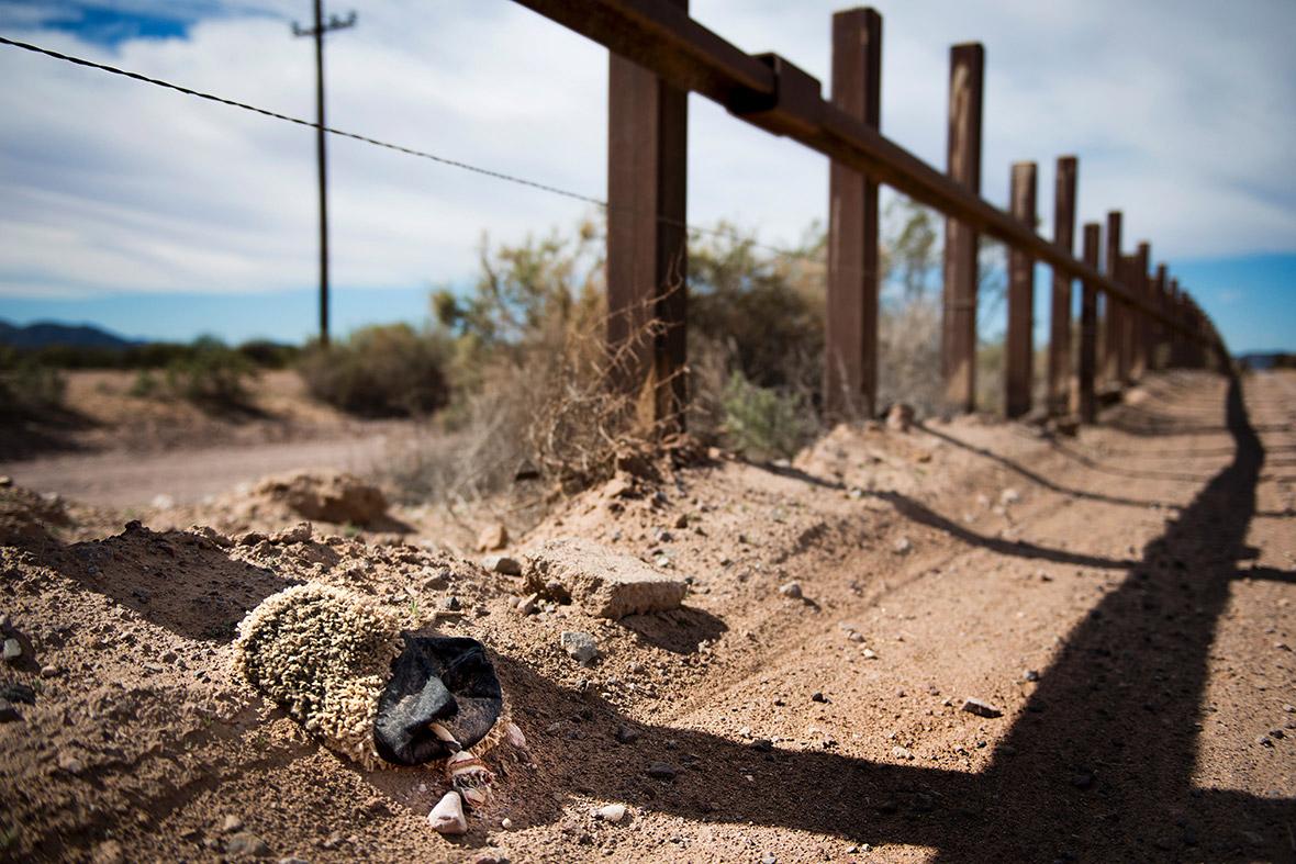 borderproject2017 US Mexico border fence