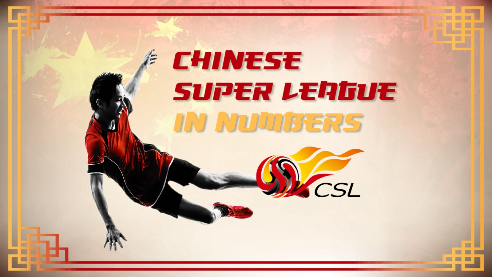 Chinese Super League in numbers