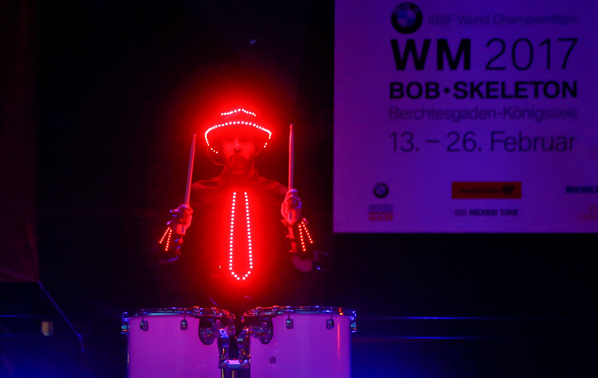 Bob  Skeleton World Championships