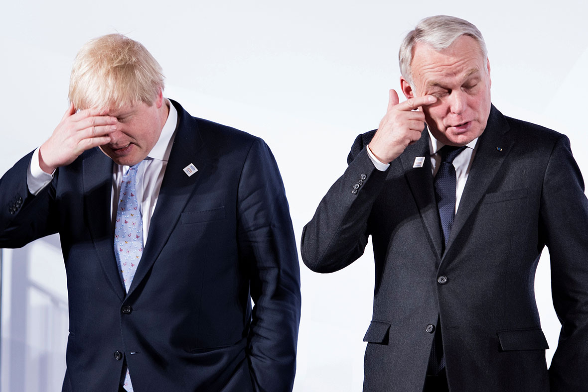 G-20 foreign ministers