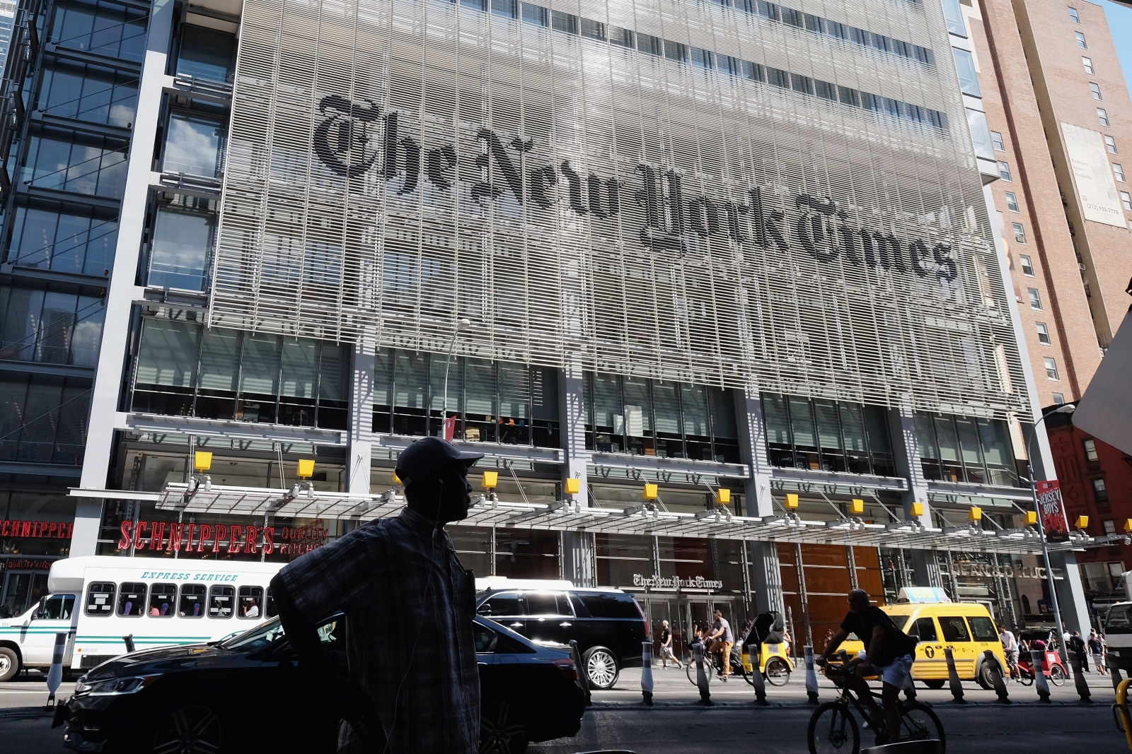 Francois Illas New Tradition: New York Times Sacks New Writer In Just Seven Hours