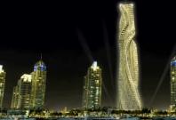World's first rotating skyscraper Dynamic Tower Dubai