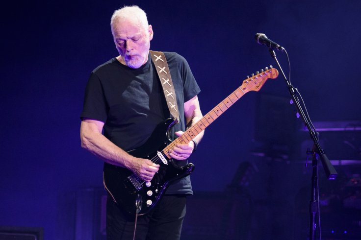 Pink Floyd's David Gilmour