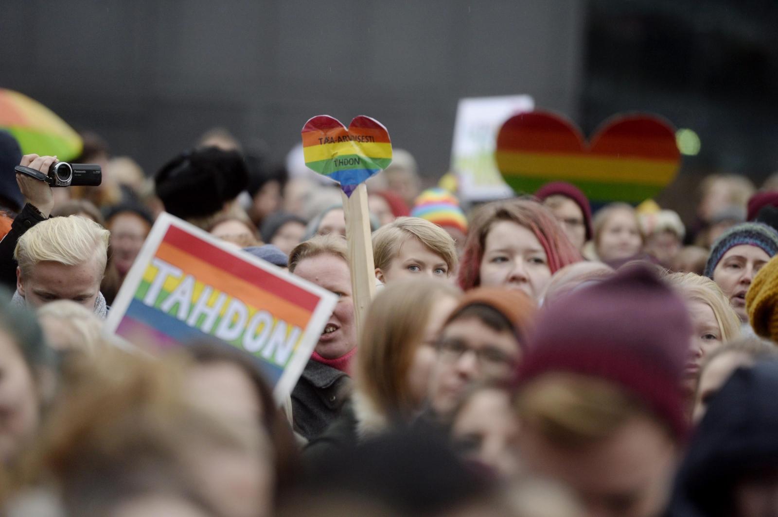 Same-sex marriage Finland