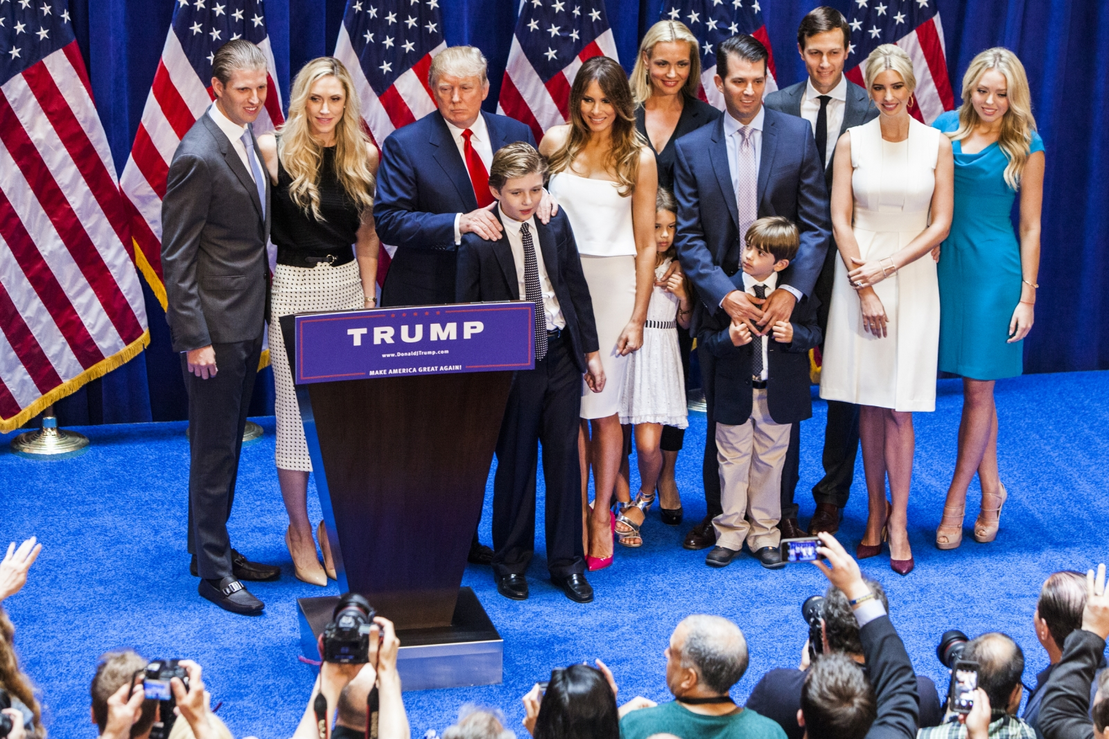 Donald Trump's children are not their father - so stop ...