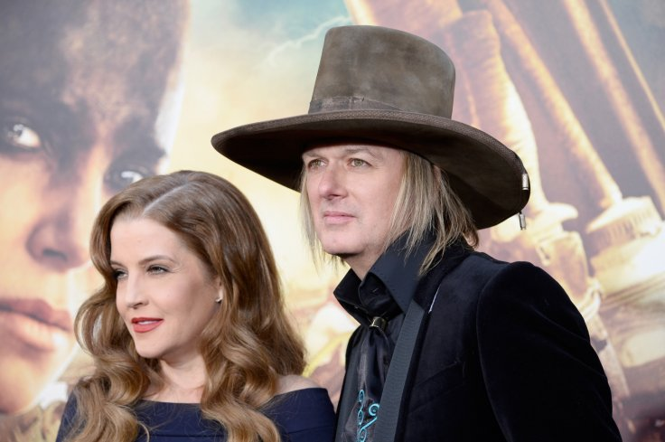 Lisa Marie Presley and husband