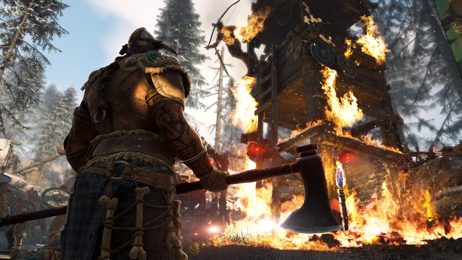 For Honor story mode
