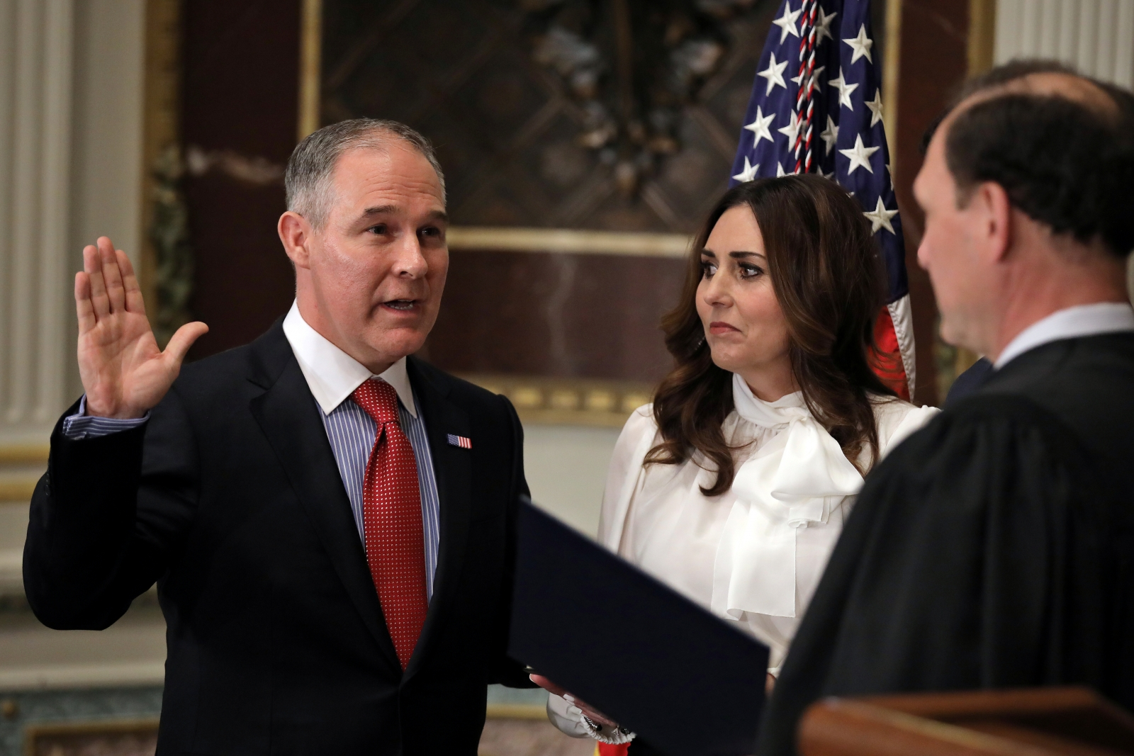 EPA Employees So Terrified Of Pruitt They're Whining To Their Senators