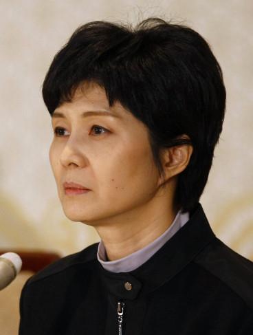 Former North Korean spy Kim Hyon-Hui