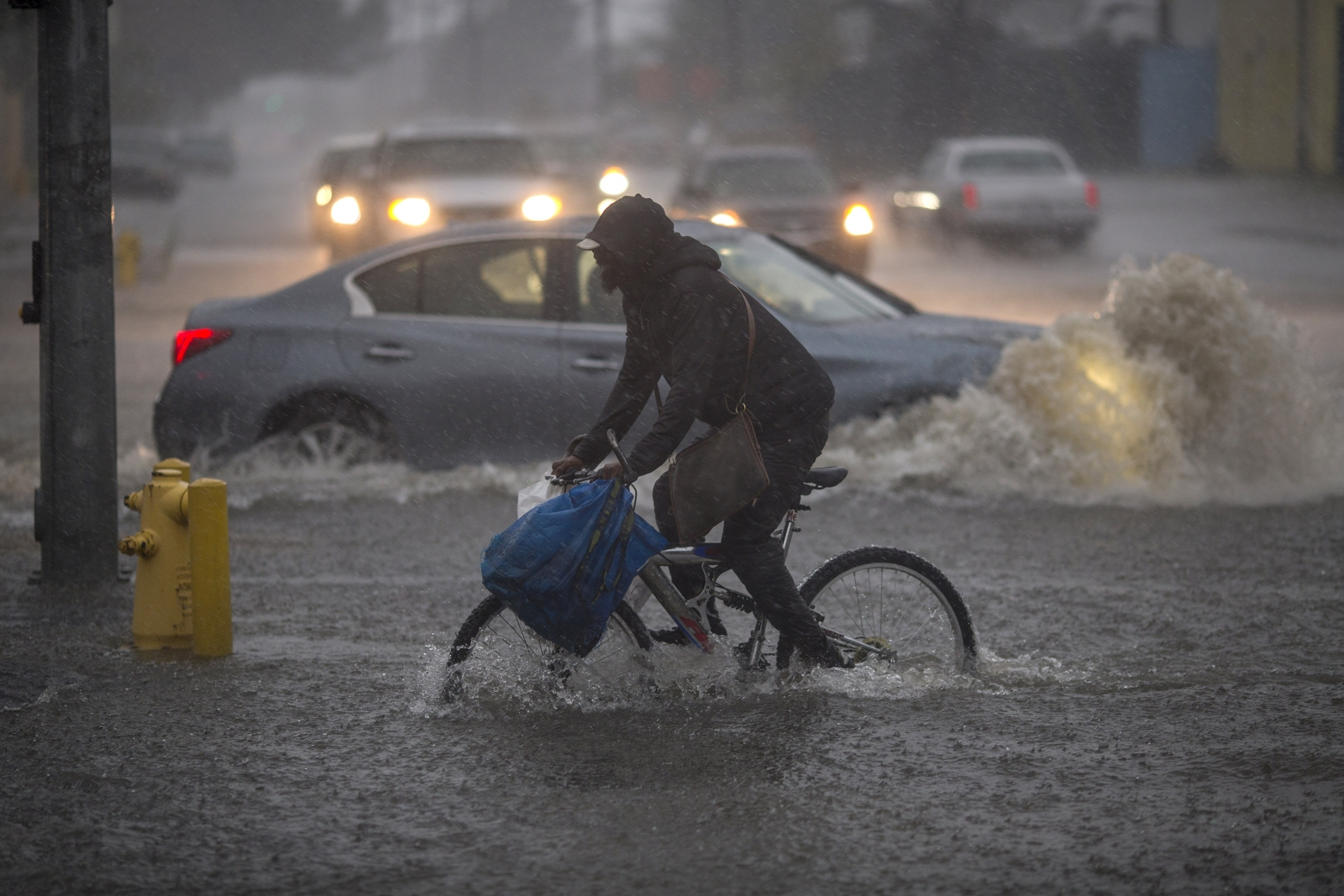 Strongest Storm In Six Years Slams Southern California