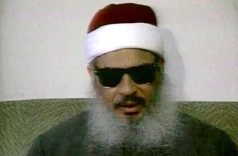 Egypt's 'Blind Sheikh' dies in prison in the US