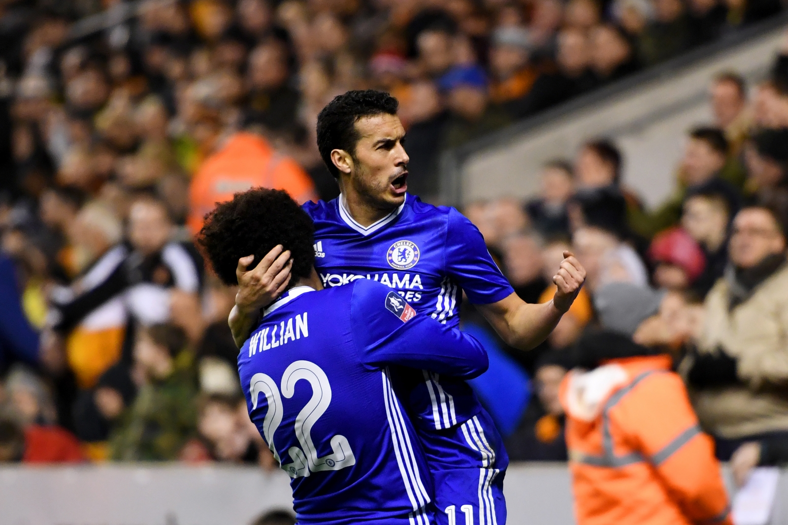 Wolves 0-2 Chelsea: FA Cup fifth round as it happened