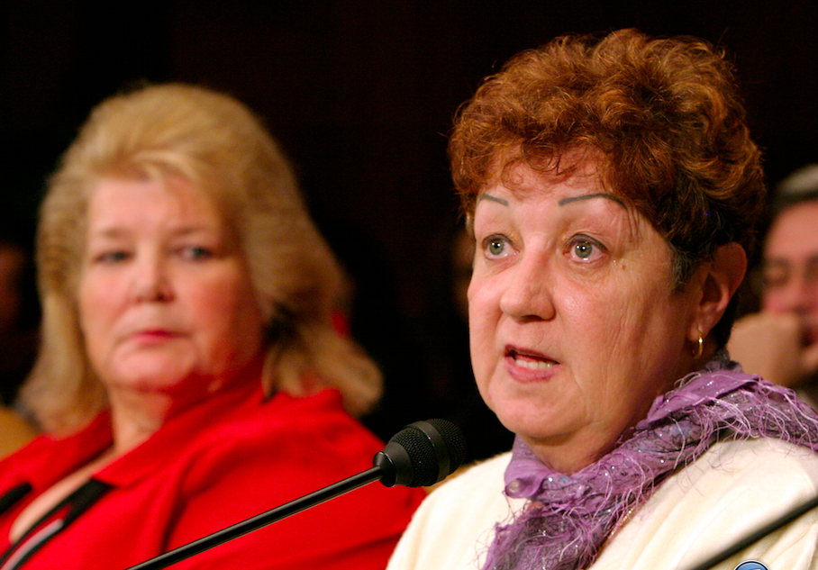 Norma McCorvey, 'Roe' in Roe v. Wade, is dead at 69