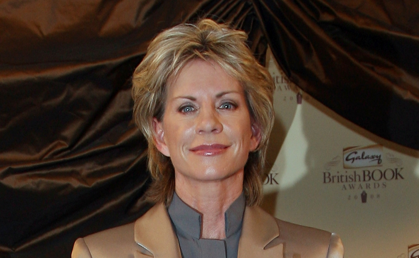 Patricia Cornwell in 2008