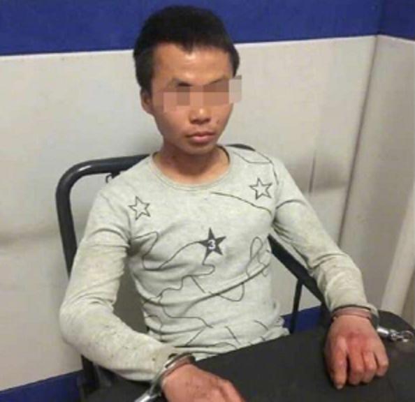 Noodle vendor beheading suspect
