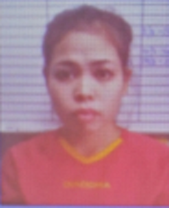 Malaysian Police Release Pictures Of Kim Jong-nam's Female