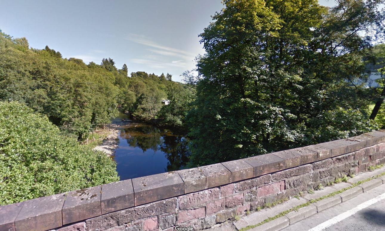 Boy, 2, dies after being found in river