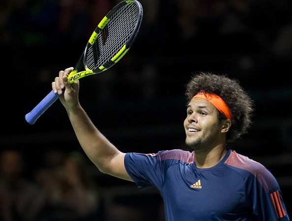 Jo-Wilfried Tsonga beats Tomas Berdych to reach final of Rotterdam Open