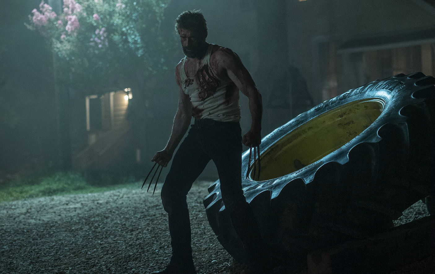 Logan: A movie with few superheroes?