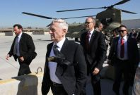 Jim Mattis in Iraq